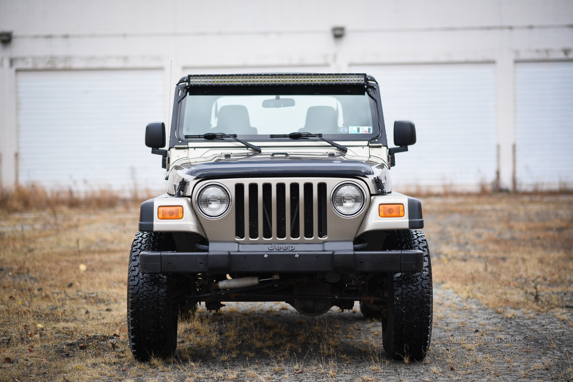 2004 Wrangler For Sale – Serges Auto Sales of northeast pa