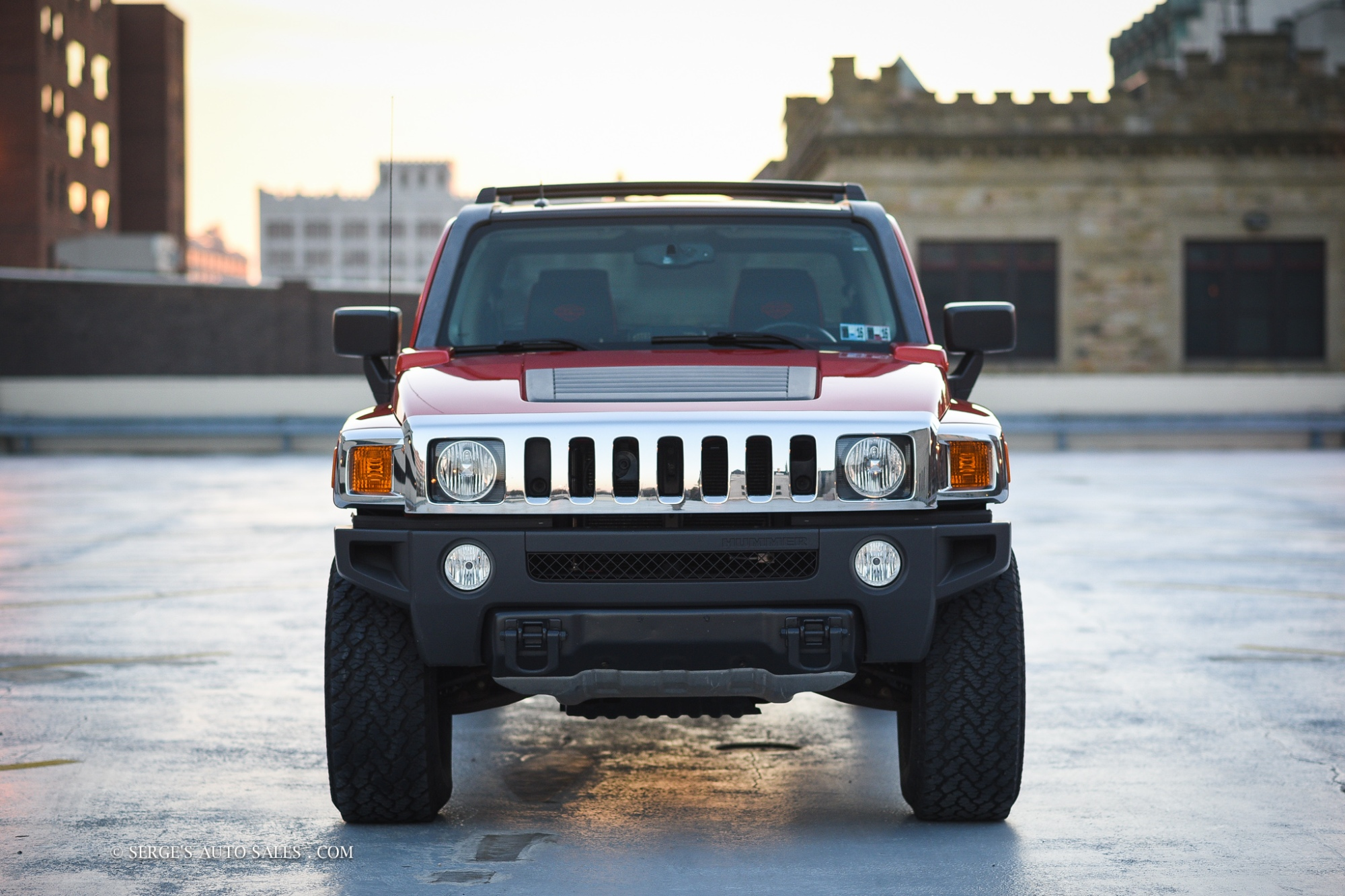 2009 Hummer H3T SOLD – Serges Auto Sales of northeast pa