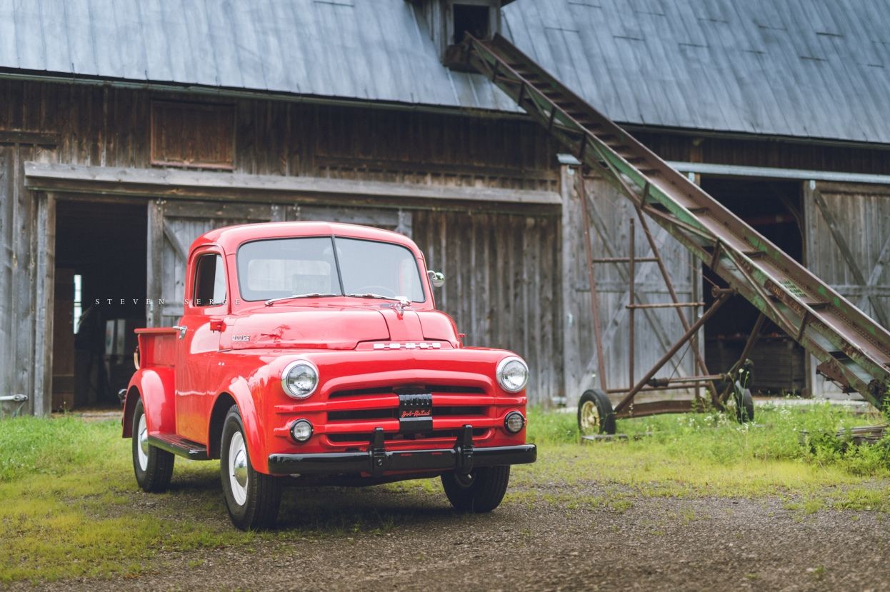 1952-Dodge-Pickup-For-Sale-Rent-Serges-Auto-Sales-Steven-Serge-Photography-Clarks-Summit-Scranton-Barn-wedding-11