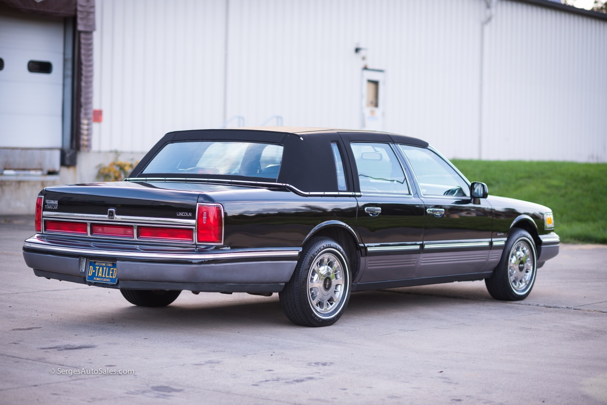 Lincon-town-car-for-sale-classic-1997-serges-auto-sales-pennsylvania-5