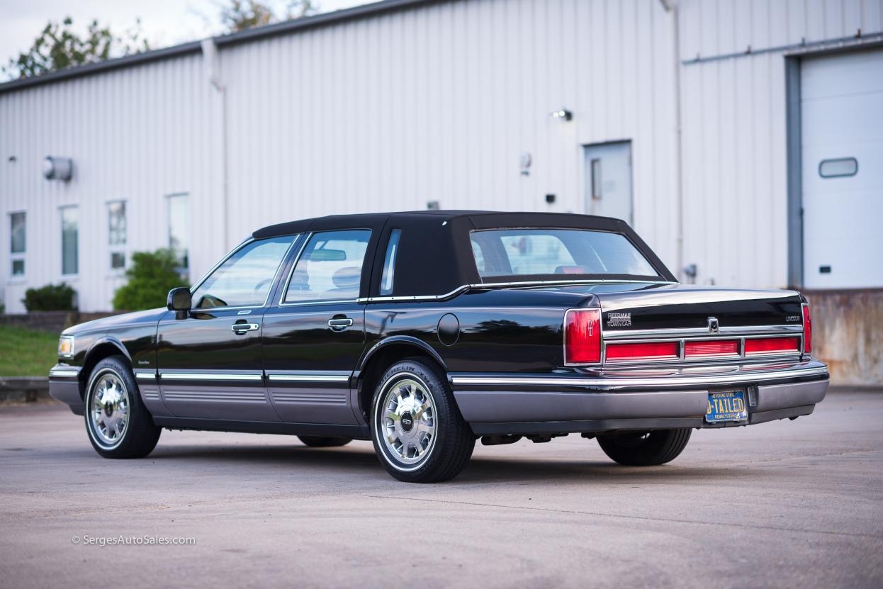 Lincon-town-car-for-sale-classic-1997-serges-auto-sales-pennsylvania-12