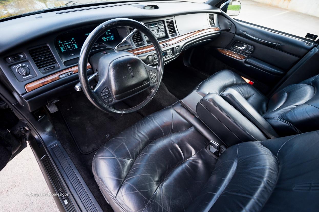 Lincon-town-car-for-sale-classic-1997-serges-auto-sales-pennsylvania-39